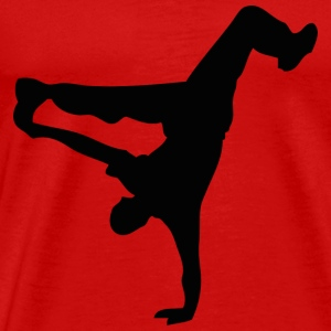 Breakdance - Men's Premium T-Shirt
