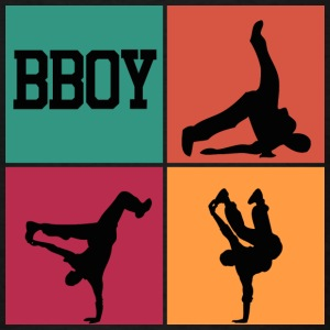 Bboy - Men's T-Shirt
