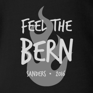 Feel the Bern! - Short Sleeve Baby Bodysuit