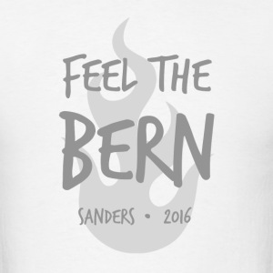 Feel the Bern! - Men's T-Shirt