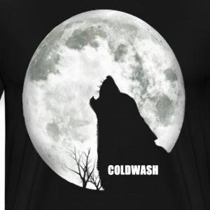 BARK AT THE MOON - Men's Premium T-Shirt