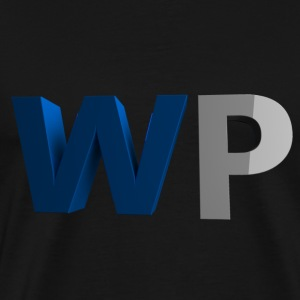 WP Well Played/Wolf Pack T-Shirts - Men's Premium T-Shirt