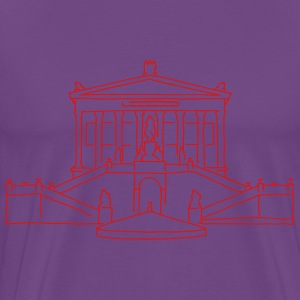 Nationalgalerie Berlin T-Shirts - Men's Premium T-Shirt