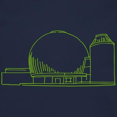 major planetarium, zeiss, prenzlauer berg, berlin, shirt