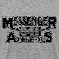 Design ~ Messenger 841 Athletics Logo Tee