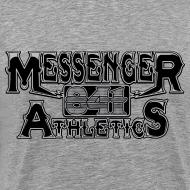 Design ~ Messenger 841 Athletics Logo Tee