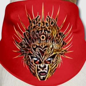 Queen of Flames Mask #1 Other - Dog Bandana