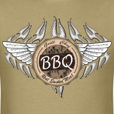 Grill Master Barbecue Chef T-Shirts