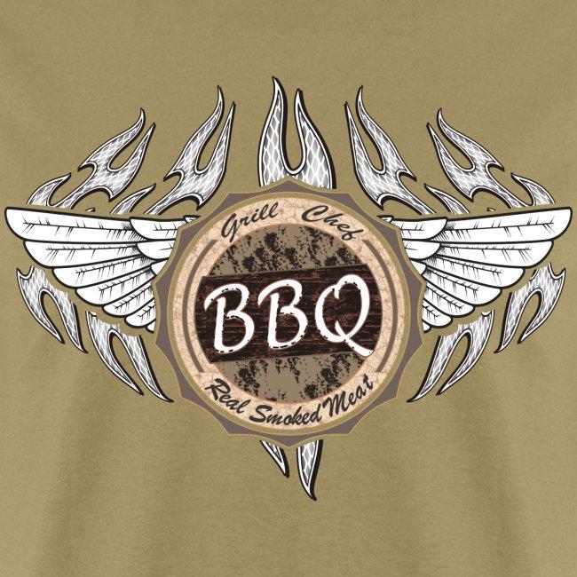 Grill Master Barbecue Chef