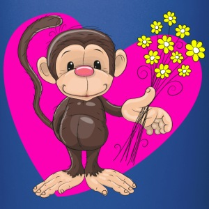 monkey baby sweetheart - Full Color Mug