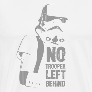No Storm Trooper Left Behind Premium Men's T-shirt - Men's Premium T-Shirt