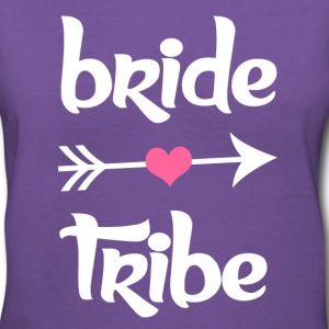 Bride Tribe Bridesmaid - Women's V-Neck T-Shirt