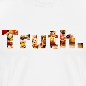 Pizza Truth - Men's Premium T-Shirt