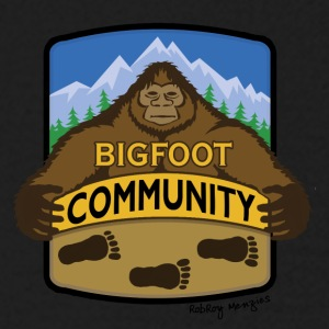 Bigfoot Community Logo (1).png Kids' Shirts - Kids' Long Sleeve T-Shirt