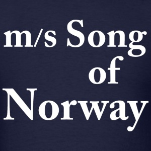 Song of Norway - David Bowie - Men's T-Shirt