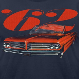 cruiser '62 T-Shirts - Men's T-Shirt by American Apparel