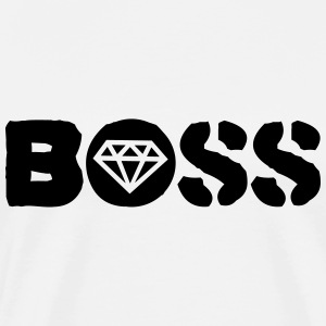 boss T-Shirts - Men's Premium T-Shirt