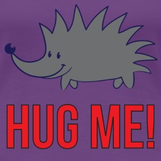 Hug Me! - hedgehog
