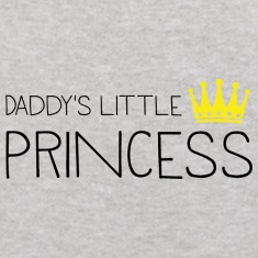 Daddy's little Princess Sweatshirts