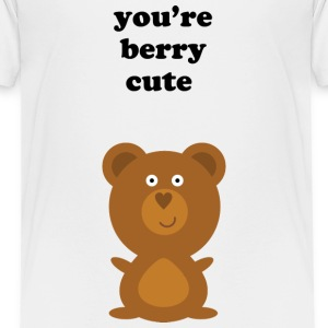 You're Berry Cute - Kids' Premium T-Shirt