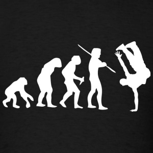 Evolution Breakdance - Men's T-Shirt