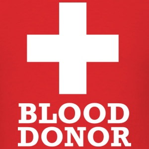 Blood Donor - Men's T-Shirt