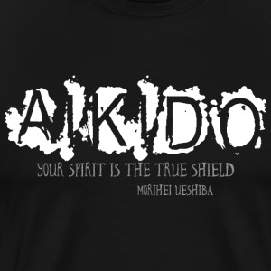 Aikido Spirit - Men's Premium T-Shirt