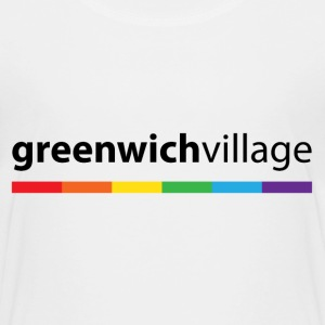 Greenwich Village LGBT Baby & Toddler Shirts - Toddler Premium T-Shirt
