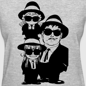 Arale Blues Brothers - Women's T-Shirt
