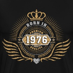 born_in_1976 T-Shirts
