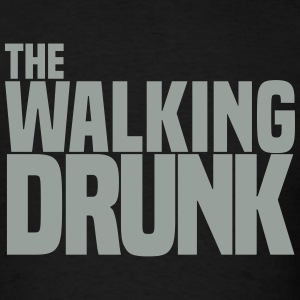 the walking drunk T-Shirts - Men's T-Shirt