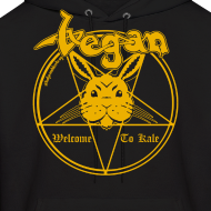 Design ~ Welcome to Kale - Men's Hoodie