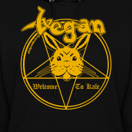 Design ~ Welcome to Kale - Women's Hoodie