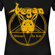 Design ~ Welcome to Kale - Women's Extended Size Shirt