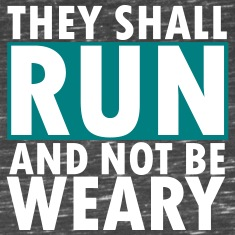 THEY SHALL RUN AND NOT BE WEARY Tanks