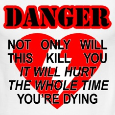 Danger T-Shirts