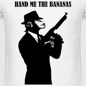 hand me the bananas - Men's T-Shirt