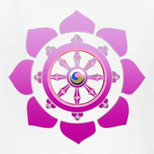 Dharma wheel Kids' Shirts - Kids' T-Shirt