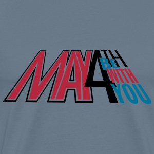 may4th_vec_3 us T-Shirts - Men's Premium T-Shirt