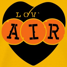 lov air_vec_3 us T-Shirts