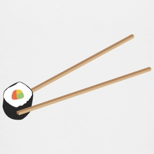 Sushi roll with chopsticks Baby & Toddler Shirts - Toddler Premium T-Shirt
