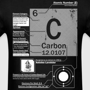 Carbon t shirt - Men's T-Shirt