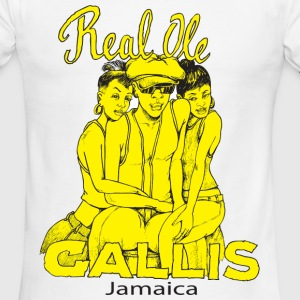 Real ole Gallis - Men's Ringer T-Shirt