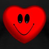 Design ~ Happy Heart Women's Premium T-Shirt