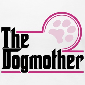 The dogmother Women's T-Shirts - Women's Premium T-Shirt