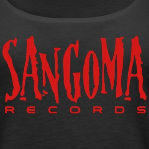 Sangoma Shamans Eye Tanks - Women's Premium Tank Top