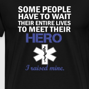 EMT's Dad - Men's Premium T-Shirt
