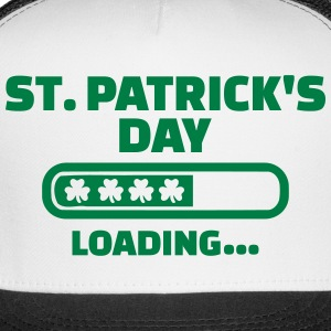 St. Patrick's day loading Caps - Trucker Cap