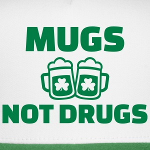 Mugs not drugs Caps - Trucker Cap
