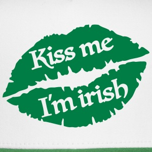 Kiss me I'm irish Caps - Trucker Cap